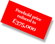 Freehold price reduced to £375,000